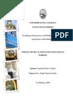 TESIS EL ENFOQUE DE PROCESOS EN HOTELES Cuba (1).pdf