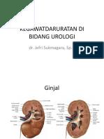 Kegawatdaruratan Di Bidang Urologi
