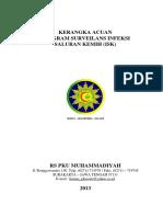 13. Kerangka Acuan Progrram Surveilans Isk - Revisi Final