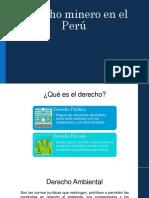 Derecho minero en el Perú