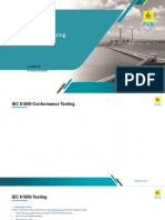 IEC 61850 Testing