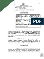 Ana Cristina Ramada Rangel - União Homoafetiva - Competência Do Juízo Cível