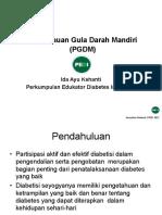 Self Monitoring of Blood Glucose.    Dr.Ida Ayu Made Kshanti,Sp.PD.KEMD.FINASIM.pdf