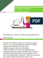 4 - Perangkat Lunak (Aplikasi)
