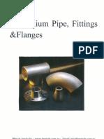 Aluminium Pipe, Fittings & Flanges