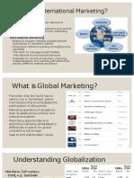 international Marketing introduction