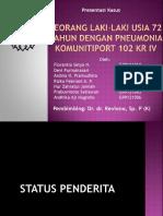 Preskes Pneumonia