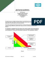 Risk Prevention and Mitigation