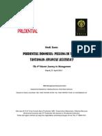 Studi Kasus PT Prudential Indonesia