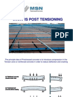 What is Post Tensioning[2]