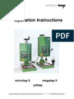 Manual Micmeg06 08 E