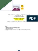 Programacao Preliminar ABPMC