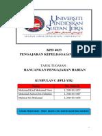 Tugasan Berkumpulan KPD 4033 PDF