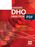 DHO Health Science Updated, 8th Edition
