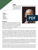#Biografía de Friedrich Hölderlin