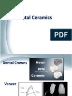 Ceramic Dan Ceramic Fused Metal