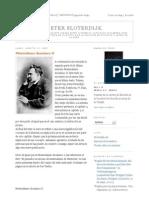 Sloterdijk - Materialismo Dionisiaco
