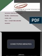 CONECTORES-MENORES