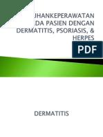 Askep Dermatitis,Dll Sis