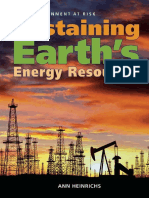 Sustaining Earth's Energy Resources(2011)ANN HEINRICHS