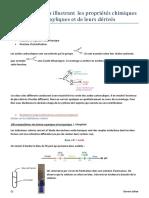 C1 - Les Acides Carboxyliques Et Leurs Derives