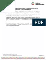 17-09-2018 ALISTA EL GOBERNADOR ASTUDILLO CON EQUIPO DE TRANSICIÓN DE AMLO FORO DE CONSULTA.