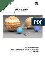 El Sistema Solar LF 2014