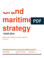 Synopsis of Grand Maritime Strategy