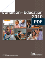 Condition of Education 2010