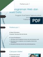 Pertemuan 1. Pengantar Teknologi Web dan Internet.pdf