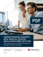 EU New MDR White Paper EMERGO