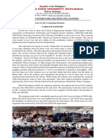 Narrative Report-CECS Days