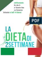 La Dieta Di 2 Settimane Libro PDF | Brian Flatt