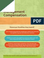 Management Compensation