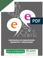 Protocolo de Orientación de Extremadura(1)