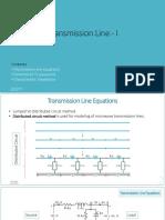 Transmission Lines for UG courses Electromagnetics