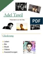 Adel Tawil PDF Präsi