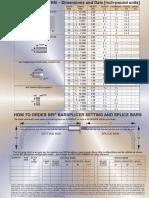 Barsplicer Data-Sheet RevB