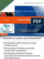 PPT UEU Teori Akuntansi Pertemuan 13