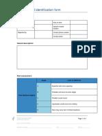 BSBWHS401 WHS hazard identification form.docx