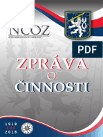 Výroční zpráva NCOZ
