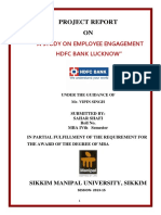 employeeengagementhdfcbank-160623155544