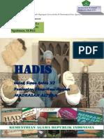 Buku Siswa Hadis XI keagamaan