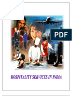 hospitality services in india