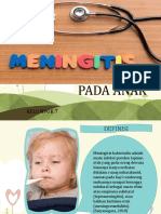 Kelompok 7 Meningitis Pada Anak