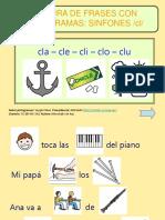 Lectura de Frases Con Pictogramas - Sinfon Cl