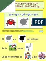 Lectura de Frases Con Pictogramas - Sinfon Gr