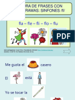 Lectura de Frases Con Pictogramas - Sinfon Fl
