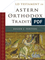 OLD TESTAMENT in Eastern Orthodox Tradition