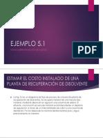Economia Ejemplo 5.1